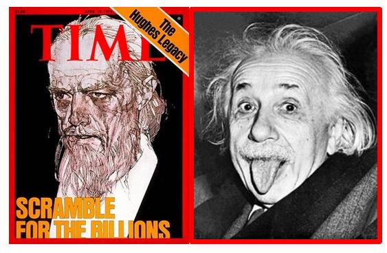 Einstein and Hughes