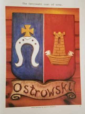 Ostrowski Coat of Arms