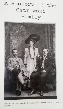 Ostrowski Family Photo 1900s
