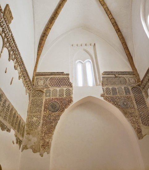 Restoration of the original Mudejar architecture